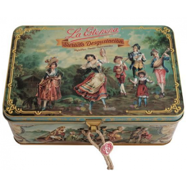 La Estepeña Selected Assortment Tin 355 g