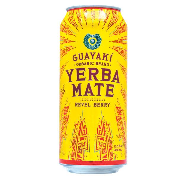 Guayakí Revel Berry Yerba Mate Non-Sparkling Beverage