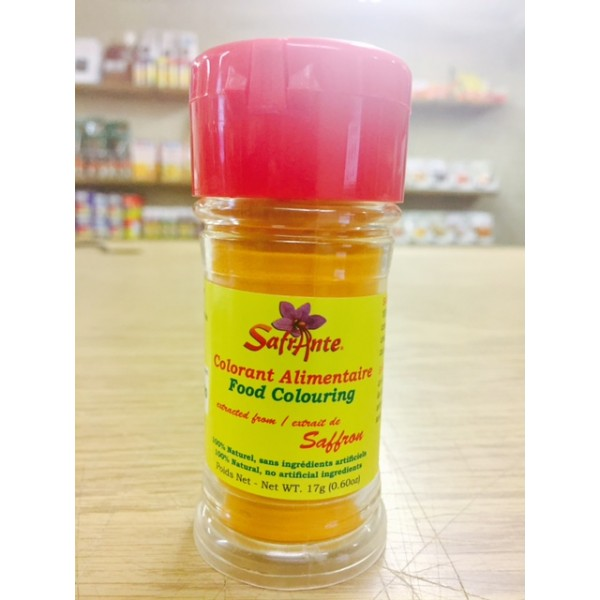 Safrante Natural Food Colouring 17 g