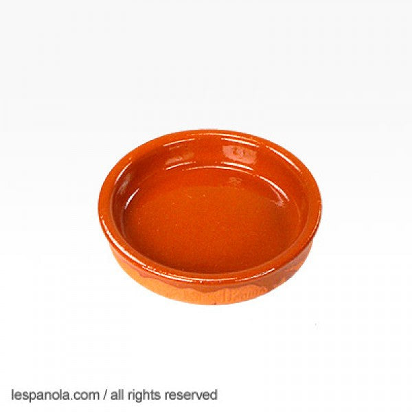 Terracotta No Handle Casserole Dish 14 cm