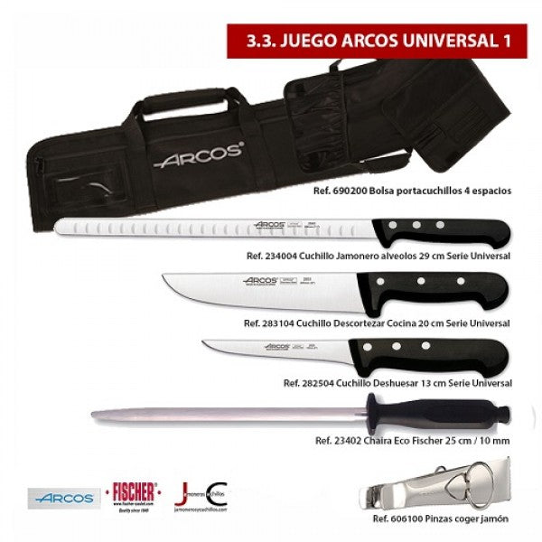 Arcos Knives And Accessories For Slicing Ham