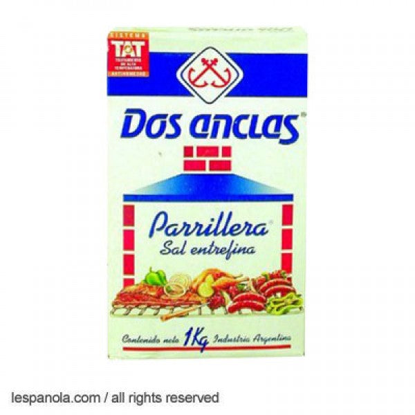 Dos Anclas Light Salt  1 kg