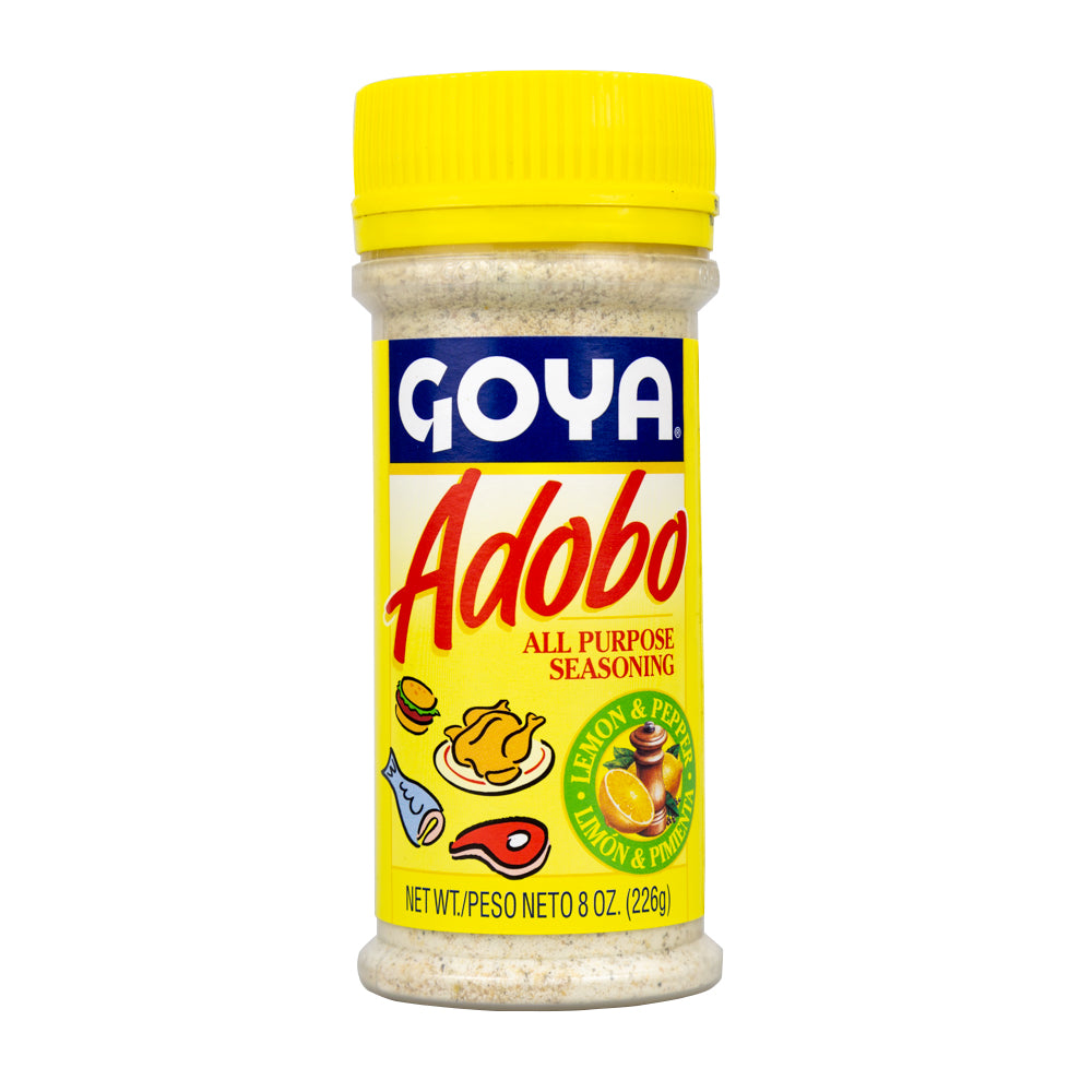 Goya All-Purpose Seasoning With lemon and pepper (Adobo) 226 g