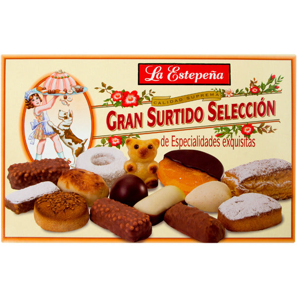 La Estepeña Assorted Specialties 600 g