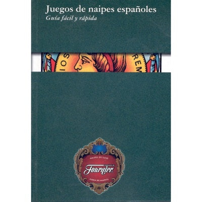 Fournier Spanish Cards instructions book