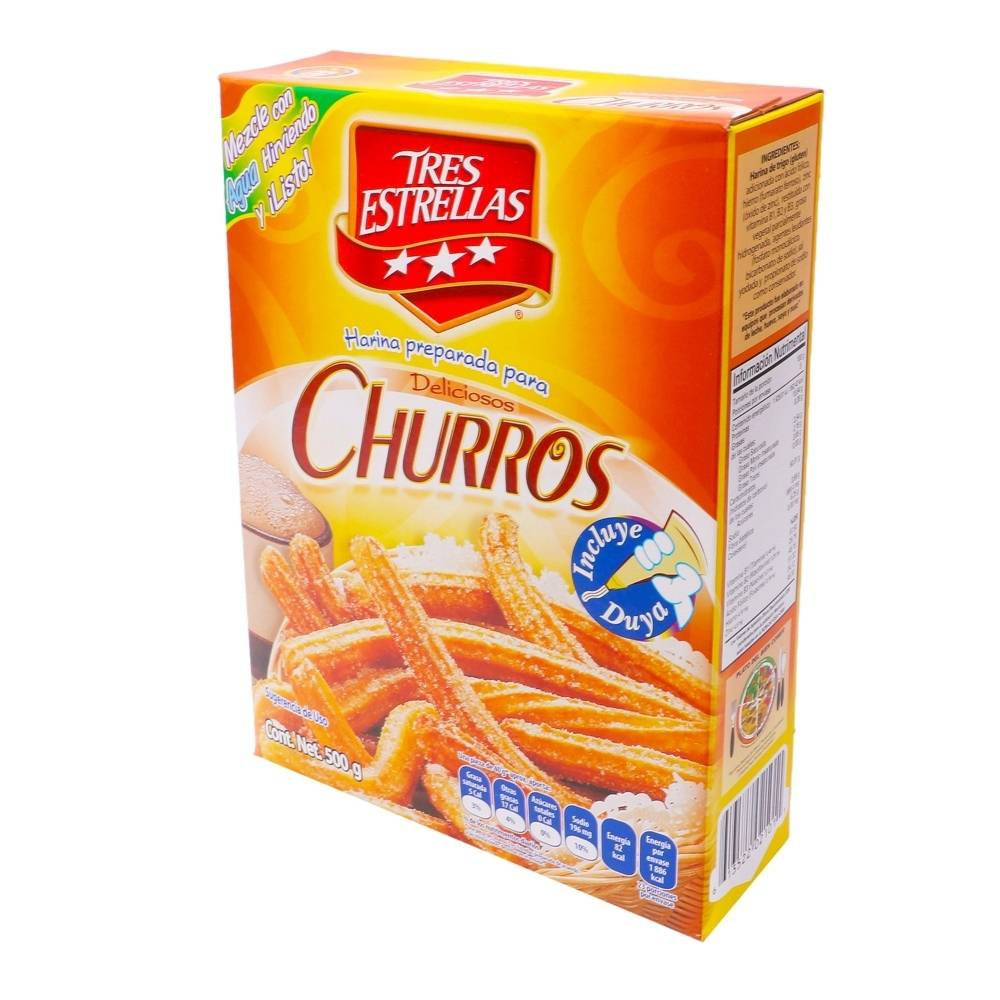 Flour mix churros 500 g