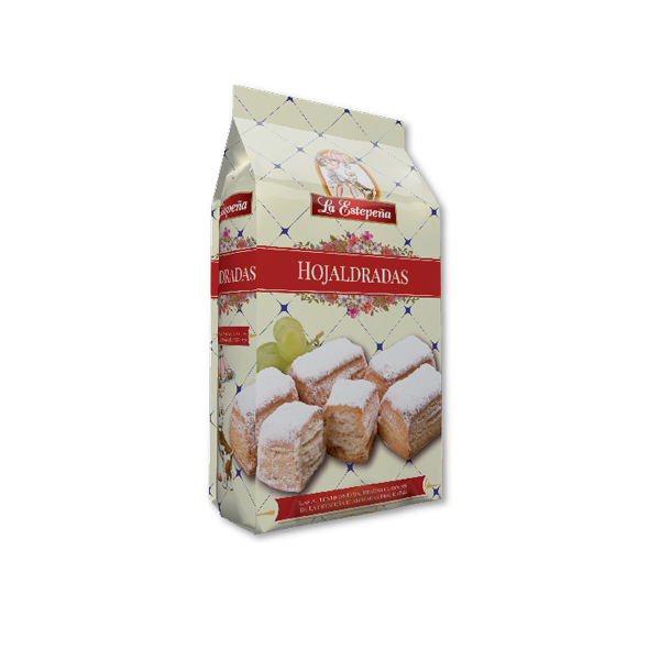 La Estepeña Traditional Puff Pastries 400 g