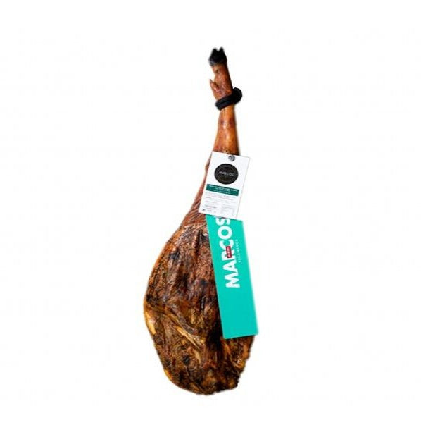 50% Iberian Spanish Ham Cebo de Campo With Bone 8,60 kg