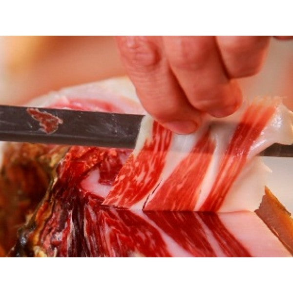 Sliced Acorn-Fed Iberian Ham 100 g