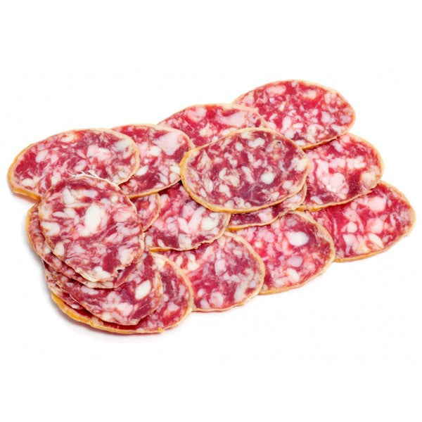 Iberian Acorn-Fed Sliced Dry-Cured Sausage 100 g