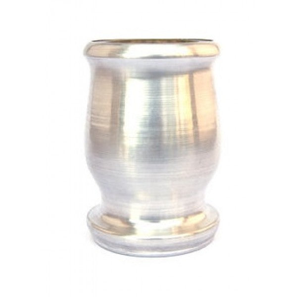 Aluminum-Covered Palo Santo Mate Gourd (150 ml)