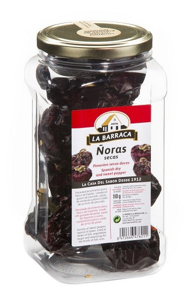 La Barraca Dried Red Chili Peppers 110 g