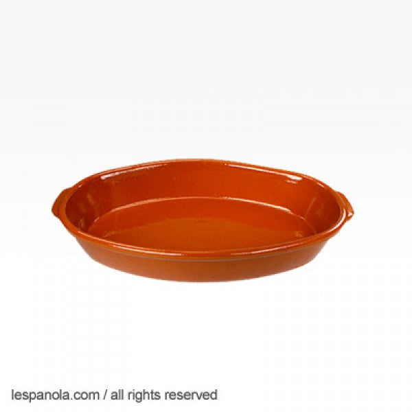 Terracotta Oval Casserole (Various Sizes)