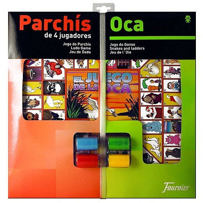 FOURNIER PARCHIS AND OCA GAME
