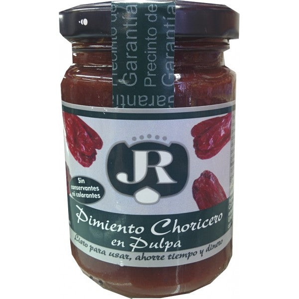 JR Choricero Red Pepper Pulp 135 g