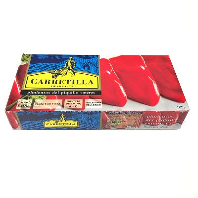 Carretilla Piquillo Peppers 185 g