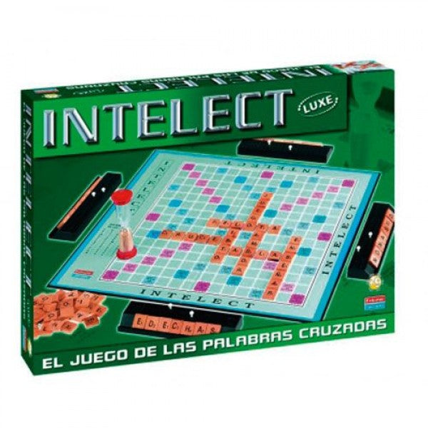 Intellect Luxe (Scrabble Game In Spanish)
