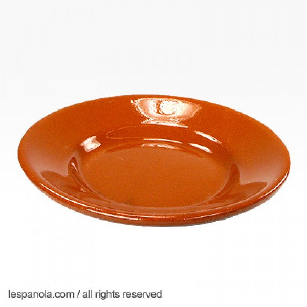 Terracotta Deep Dinner Plate 22 cm