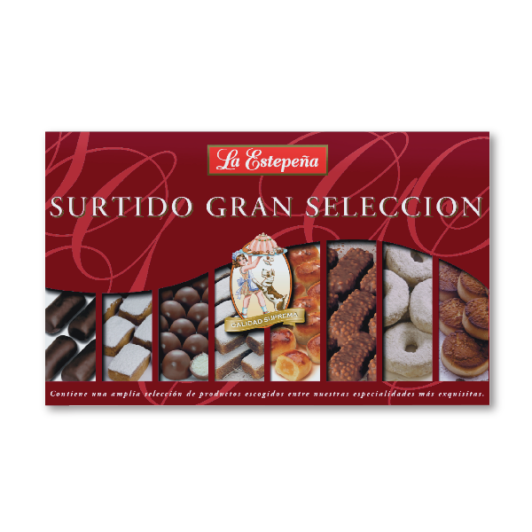 La Estepeña Selection of Assorted Specialties 400 g