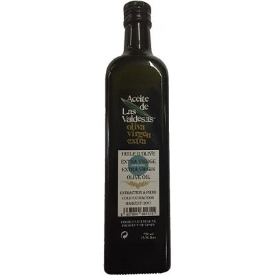 Las Valdesas Extra Virgin Olive Oil 750 ml