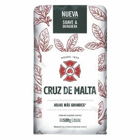 Cruz De Malta Mate Tea 500 g