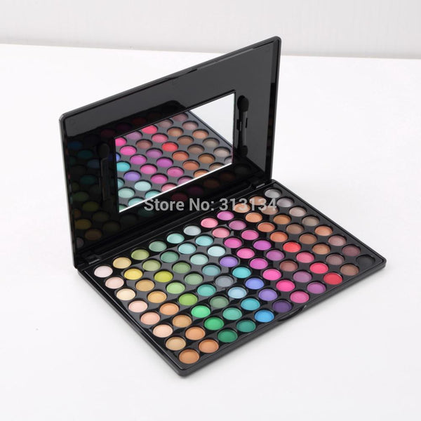 2017 New women 9 colors diamond bright colorful makeup eye shadow super make up set flash Glitter eyeshadow palette with brush