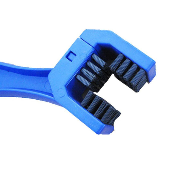 Bicycle Accessories Bicycle Motorcycle Chain Cleaning Tool Gear Grunge Brush Cleaner Plastic Cycling Tools #EW