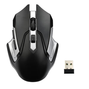 Wireless Optical Mouse Mice USB Gaming Mouse 2.4GHz High Quality Mouse Mice USB 2.0 Receiver for PC Laptop#25