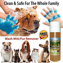 Load image into Gallery viewer, Amazing Cedar Anti-Itch All Natural Safe Pet Shampoo & Conditioner for Dogs & Cats