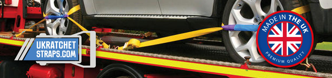 Vehicle Transport & Recovery Straps
