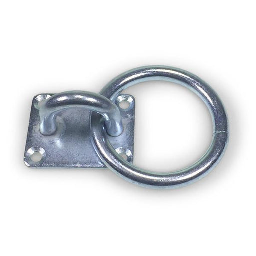 Zinc Plated Lashing Ring , Lashing Rings & Anchor Points - Nationwide Trailer Parts, Nationwide Trailer Parts Ltd