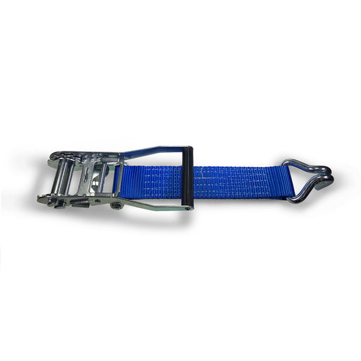 5000kg Ratchet & Tail Strap Only, with Claw Hook End
