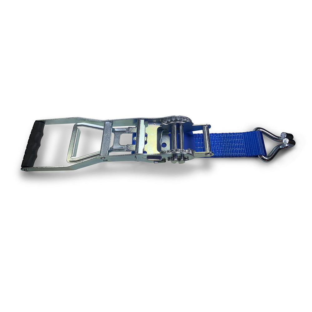 5000kg Ergo Ratchet & Tail Strap Only, with Claw Hook End