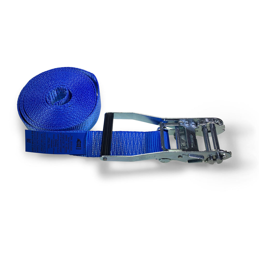 50mm 5000kg Ratchet Strap Endless - 6 METRES