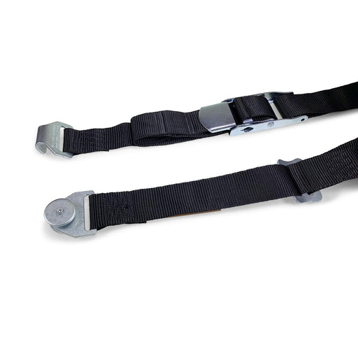 Internal Cargo Strap 4.5m with Net Hanger and Cargo Hook