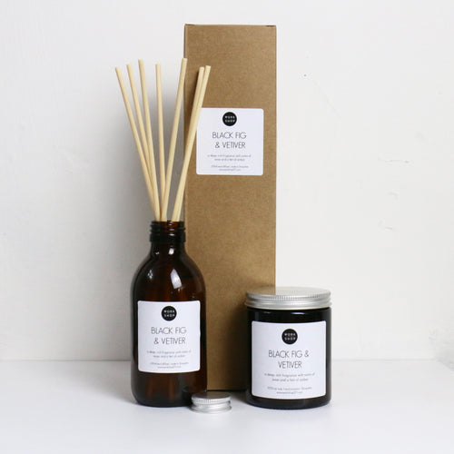 Black Fig & Vetiver Gift Set