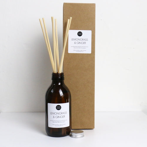 Lemongrass & Ginger Reed Diffuser
