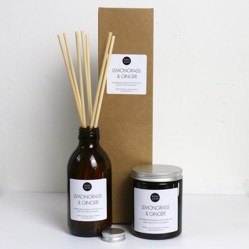 Lemongrass & Ginger Gift Set
