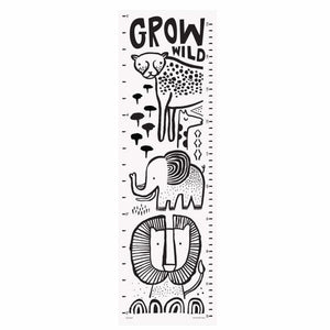 Safari Growth Chart