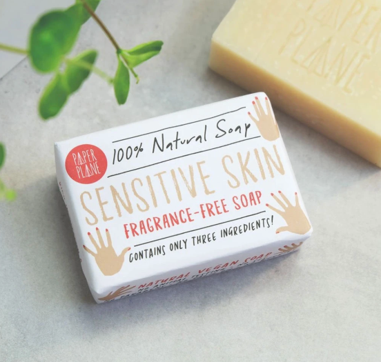 Sensitive Skin 100% Natural Soap Bar