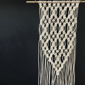 Macrame Wall Hanging Workshop - Thurs 31st Jan