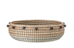 Beaded Decorative Basket