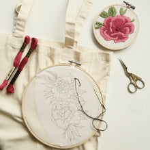 Embroidered Tote Bag Workshop - 27th June 6.30pm