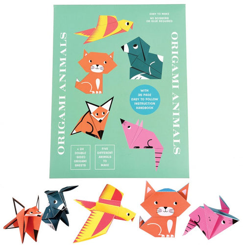 Origami Animals Set