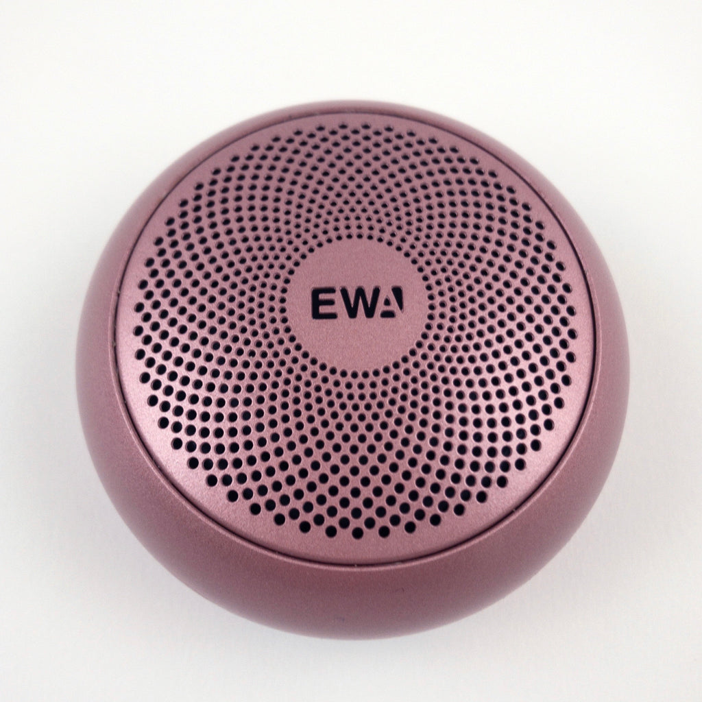 BLUETOOTH TRAVEL SPEAKER - ROSE GOLD