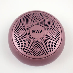 EWA A110 BLUETOOTH TRAVEL SPEAKER - ROSE GOLD
