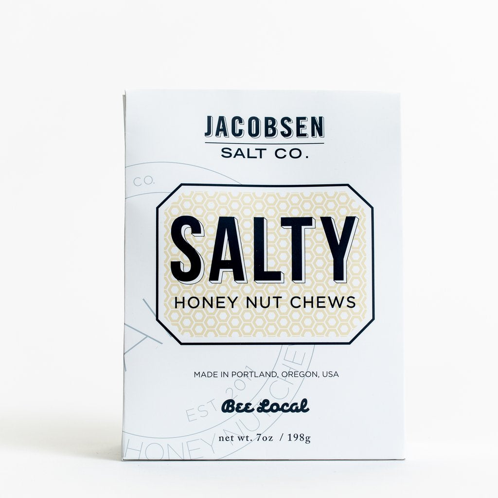 SALTY HONEY NUT CHEWS