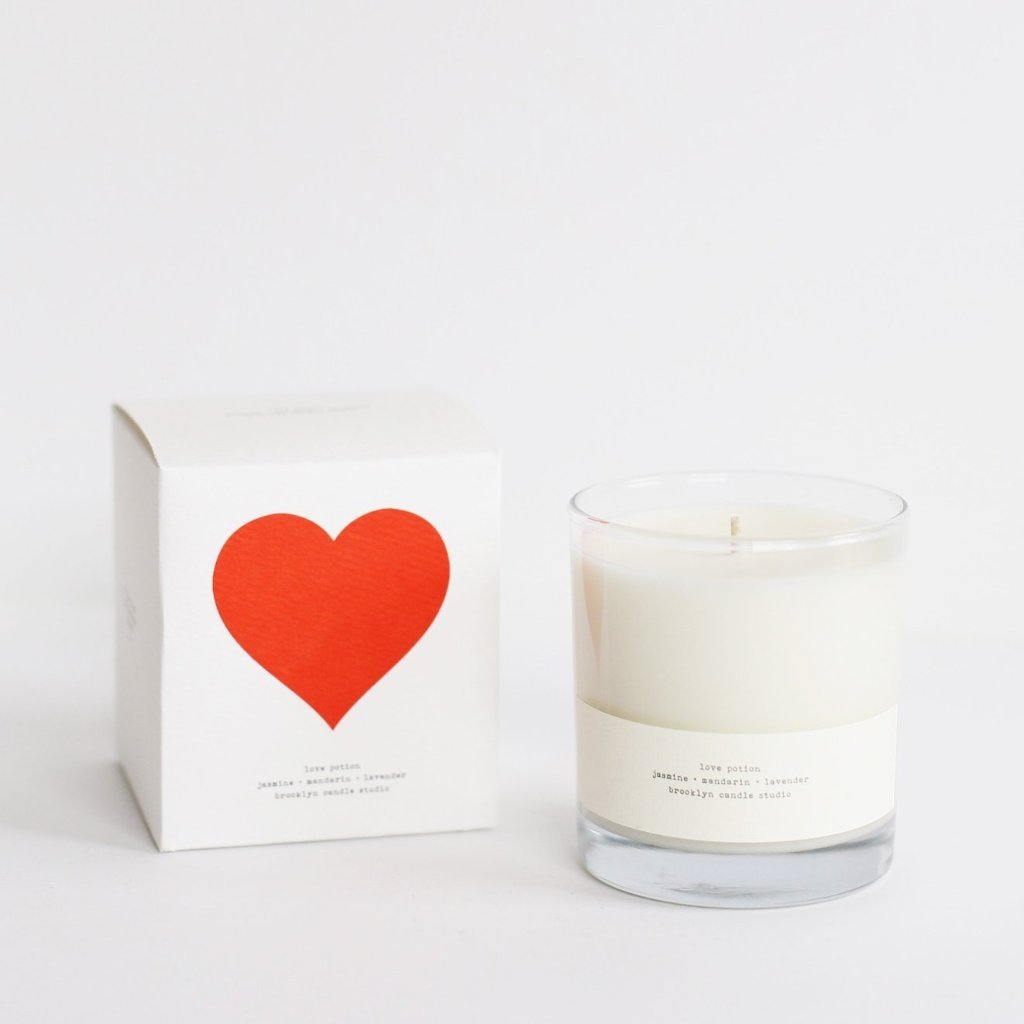 BROOKLYN CANDLE STUDIO LOVE POTION CANDLE
