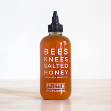 BUSHWICK KITCHEN BEES KNEES SALTED HONEY