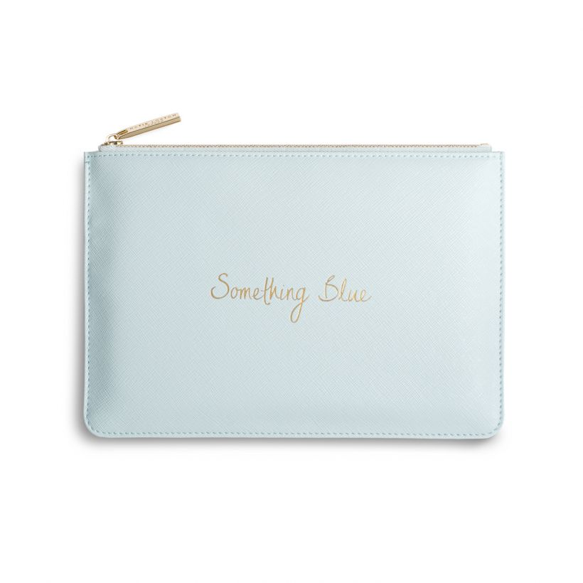 "PERFECT POUCH - ""SOMETHING BLUE"""